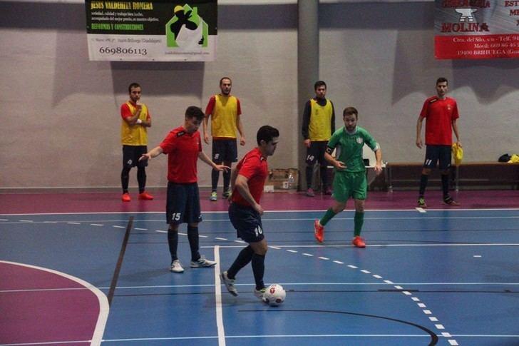 El Deportivo Brihuega gana en Calera y ya es sexto