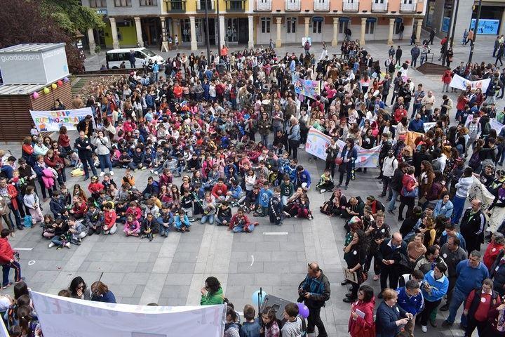 Guadalajara volverá a celebrar en las calles el Día Mundial de la Poesía