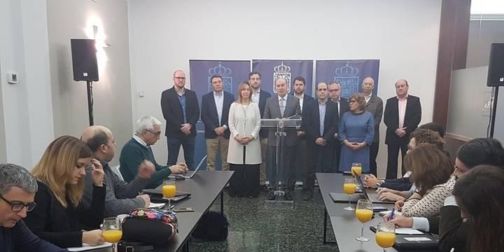"""Después de 6 años de gobierno del PP, Latre y Guarinos consiguen situar la deuda de la Diputación Provincial de Guadalajara """"a cero"""""""