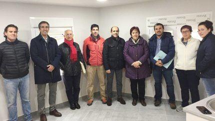Diputación invierte 40.000 euros en el nuevo consultorio médico de Malaguilla