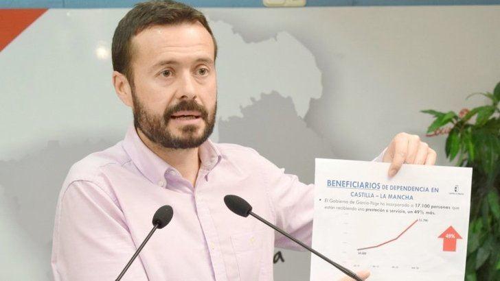 El PSOE de Guadalajara acusa a Román de 'boicot' al Servicio de Ayuda a Domicilio