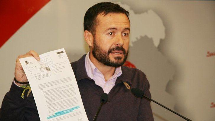 Según el PSOE, el Ministerio de Fomento insta a Román a encargarse del segundo acceso al Hospital