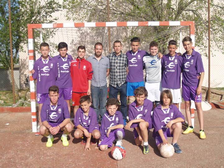 El Campeonato de futbol sala de Invierno Alcarria Alta vuelve a Guadalajara