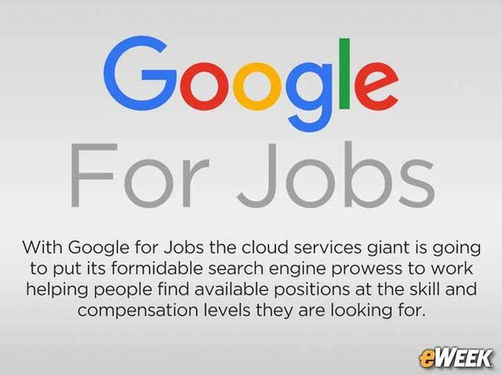 Google for Jobs, la nueva herramienta de Google para encontrar trabajo