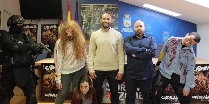 El Survival Zombie, plato fuerte del Carnaval 2018 de Guadalajara