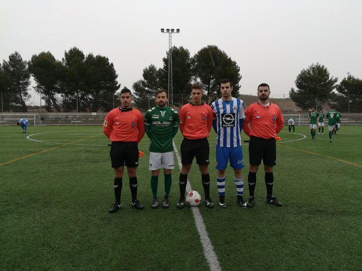 Nuevo triunfo del Hogar Alcarreño Acai Motor, 0-2