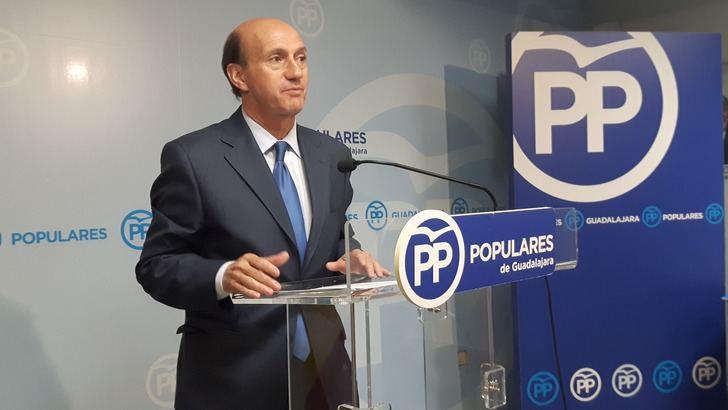 """""""El PP es el único partido capaz de garantizar el bienestar de las personas y salvar a España de la quiebra y la rebelión"""""""