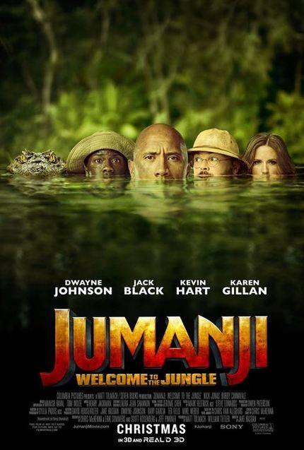 Jumanji : Bienvenidos a la Jungla