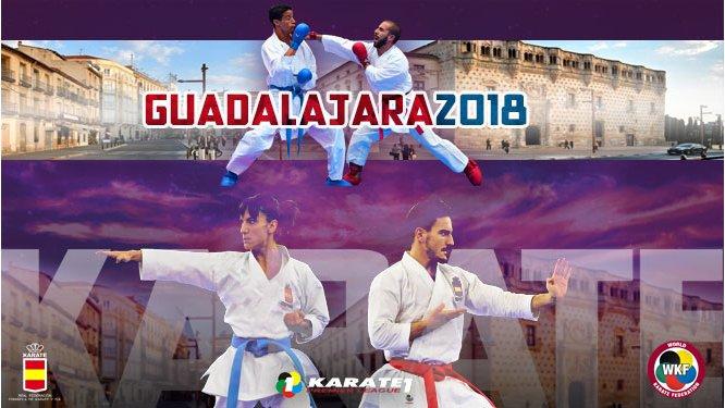 De récord: 1.352 karatecas de 81 países en la Premier series A de Karate que se disputará en Guadalajara