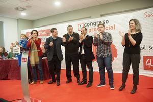García-Page asiste a la apertura del 14 Congreso Provincial del PSOE de Guadalajara