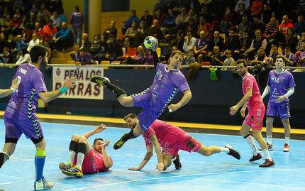 Quabit Guadalajara cae ante un Cangas férreo en defensa