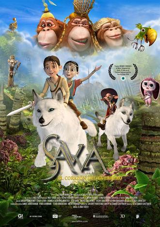 'Savva. El corazón del guerrero', cine infantil en el Teatro Moderno