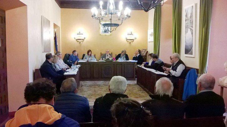 El ayuntamiento de Sigüenza aprueba un presupuesto de casi cinco millones de euros para 2018