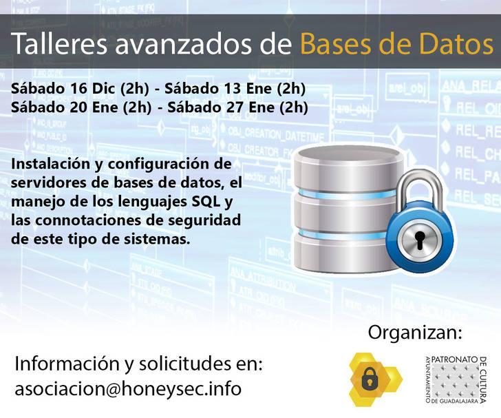 Formación avanzada en Bases de datos y record en el blog de HoneySEC