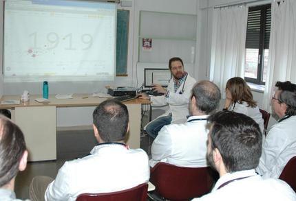 La unidad AMIGA ha facilitado el trabajo investigador de los profesionales sanitarios de Guadalajara apoyando la realización de casi 120 trabajos