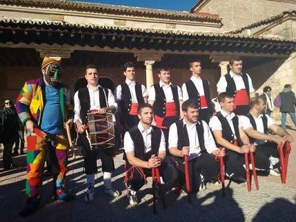 Valdenuño celebra la Botarga de la Fiesta de Santo Niño Perdido
