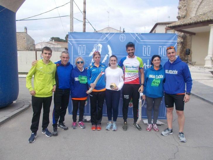 Más de 200 personas participaron en una nueva fiesta deportiva celebrada en Yebra