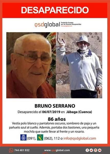 Encuentran el cadáver del hombre desaparecido en Cuenca hace una semana