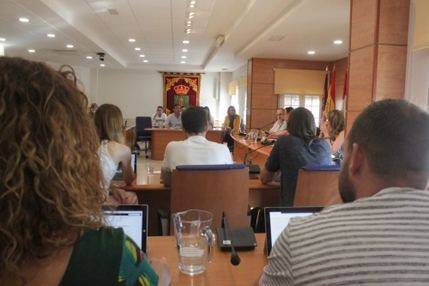 El Pleno del Ayuntamiento de Cabanillas del Campo aprueba la creación de una Comisión de Transparencia