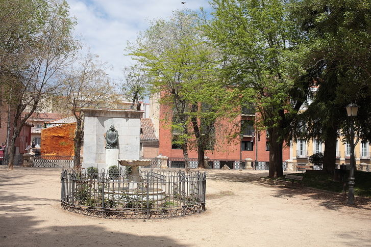 Adjudicada en Guadalajara la ejecución de la mejora de los parques de La Concordia y San Roque