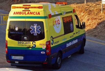 Muere un hombre de 55 años al precipitarse desde ocho metros en un pueblo de Toledo