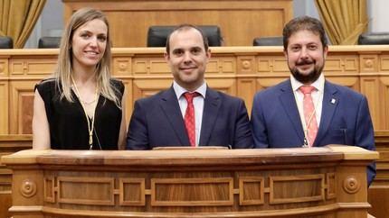 María Jesus Merino y Francisco Pérez Torrecilla, nuevos diputados regionales
