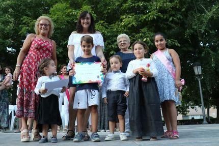 'Abuelos' y 'Foto vintage', mejores disfraces infantiles 2019 en Sigüenza