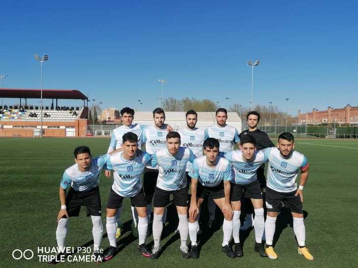 Academia Albiceleste, 1-0 para los de Ángel Sanz