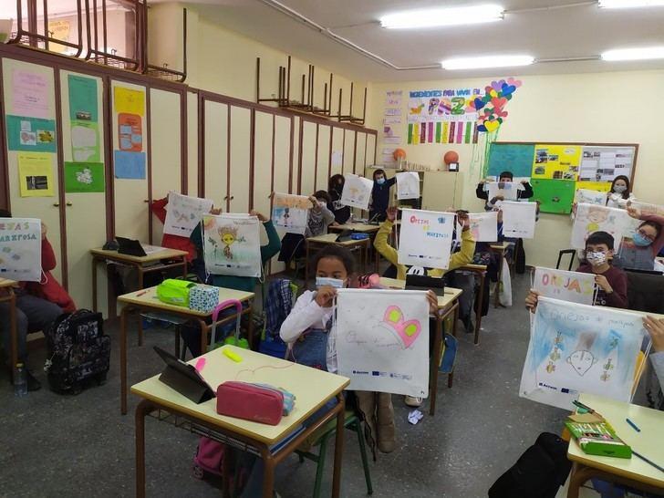 Acción a favor de la convivencia intercultural y la inclusión en centros educativos de Guadalajara