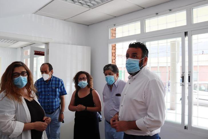 El Ayuntamiento de Azuqueca multiplica por cinco el espacio para la Asociación Española Contra el Cáncer