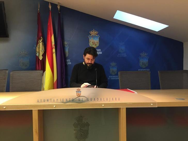 AIKE lleva al Pleno el compromiso de integrar los Patrononatos de Cultura y Deporte en el Ayuntamiento de Guadalajara