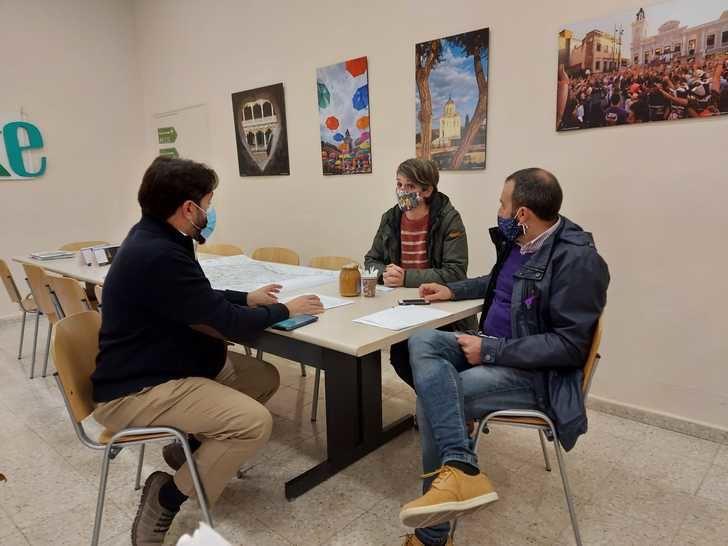 AIKE pregunta al Pleno del Ayuntamiento de Guadalajara por la conexión de la calle Cádiz, el Plan de Manenimiento de los Colegios y el Palacio del Infantado