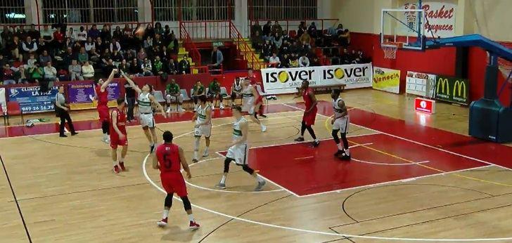 El Albacete Basket aguó la fiesta del Isover Baket Azuqueca y se llevó la victoria de La Paz