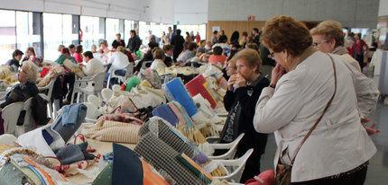 Más de 500 encajeras participarán en Albacete en la IV Muestra Nacional de Encajes