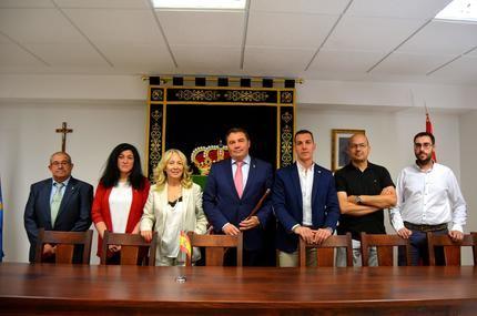 Juan Pedro Sánchez Yebra afronta su quinta legislatura como alcalde de Yebra