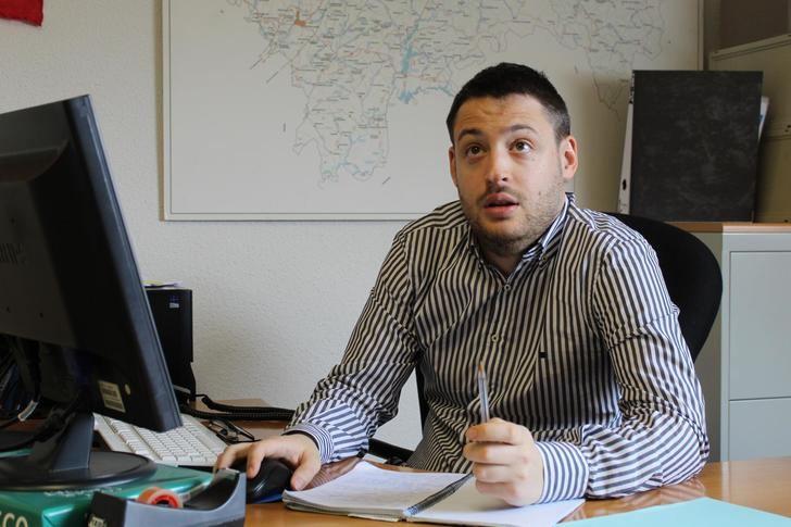 El alcalde de Gajanejos pide a la Junta y Diputación de Guadalajara medidas concretas y recursos contra la despoblación
