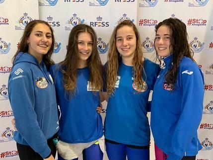 La alcarreña Miriam Martínez batió cuatro records de España además de obtener 6 medallas de oro y 3 platas, la gran protagonista alcarreña