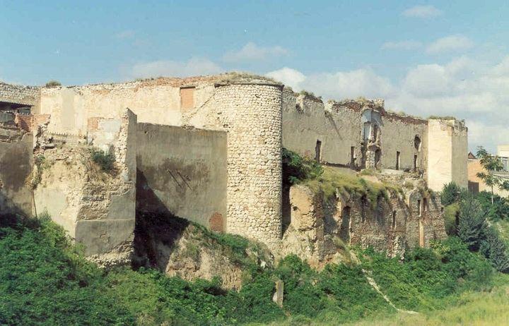 El Ayuntamiento de Guadalajara solicitará al Ministerio de Fomento que contribuya a la restauración del Alcázar Real con el 1,5% Cultural