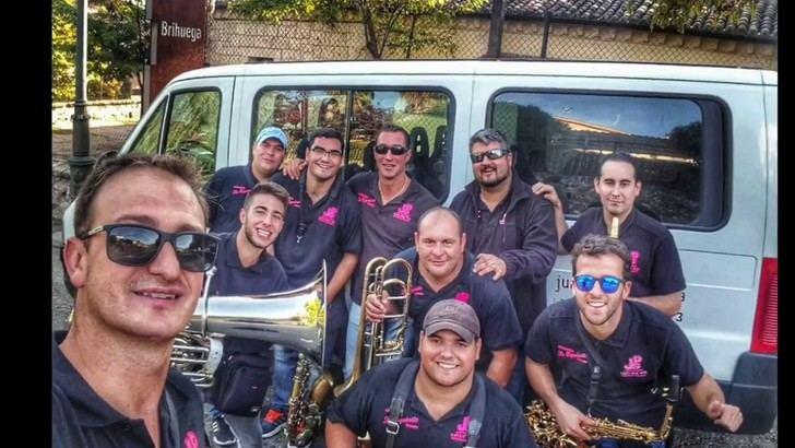 'Alegría Alcarreña' representará a CLM en el Festival Nacional de Charangas