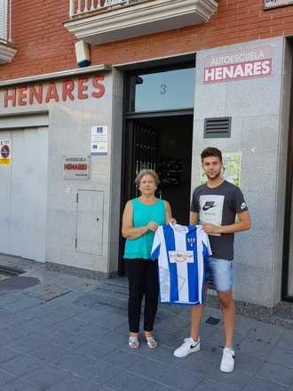 Siguen los fichajes : Alex García firma por el Hogar Alcarreño