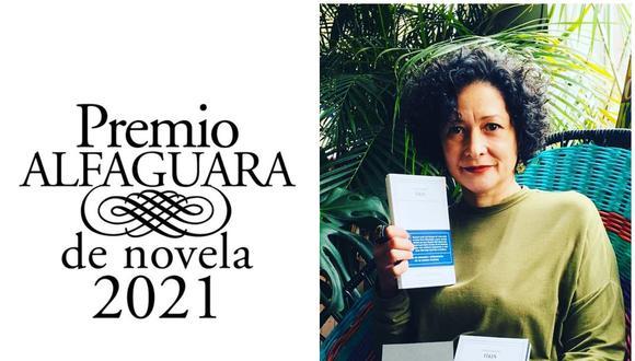 La colombiana Pilar Quintana, Premio Alfaguara de novela por Los abismos