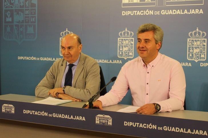El Partido Popular dejó la Diputación Provincial de Guadalajara con la mejor situación económica de su historia