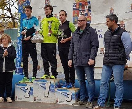 El seguntino Alfonso Garijo se impuso en la III Carrera Popular de Alovera