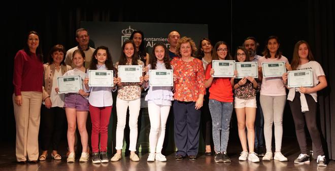 Alovera reconoció a los ganadores del X edición del Certamen Internacional de Relatos Cortos con una gala muy especial