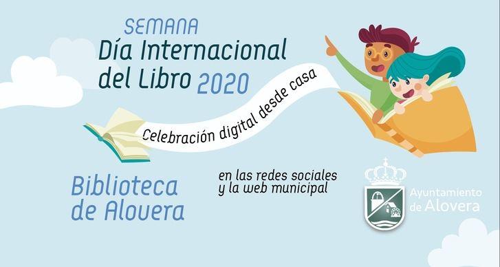 Alovera celebrará digitalmente varios días con su biblioteca el Día del Libro