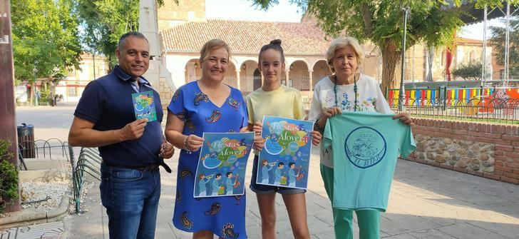 Se ha presentado la programación de Fiestas que del 3 al 8 de septiembre se disfrutará en Alovera