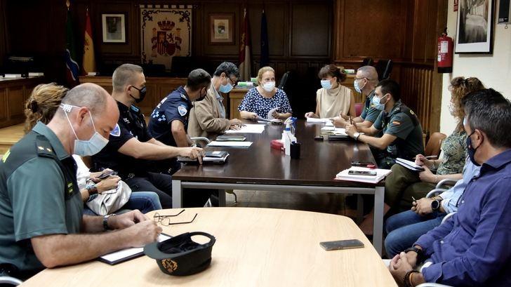 Alovera celebra una Junta Local de Seguridad extraordinaria para analizar los incidentes de la semana pasada