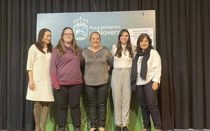 Comienzan los nuevos proyectos de Plan de Empleo Juvenil 2019-2020 en el Ayuntamiento de Alovera