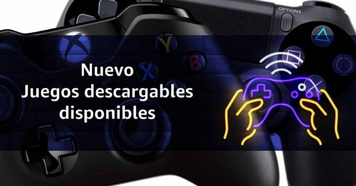 Amazon ya vende en España videojuegos en formato digital