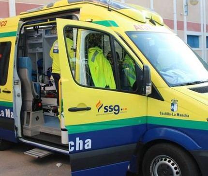 UGT lleva al juzgado a la empresa de ambulancias de Guadalajara por no proteger a sus trabajadores por el coronavirus